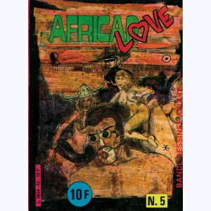 African Love : n° 5, L'amazone géante