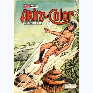 Akim Color : n° 81, Atomix