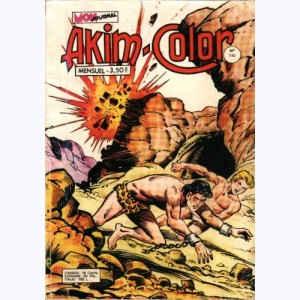 Akim Color : n° 110, Le piège se referme