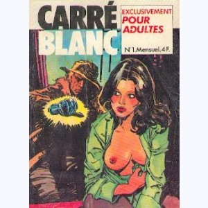 Carré Blanc : n° 1, Dick Brown : La découverte