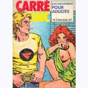 Carré Blanc : n° 2, Dick Brown : Le piège