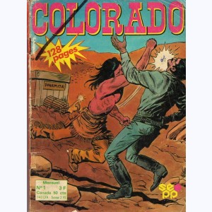 Colorado (2ème Série) : n° 1, Johnny Flame épisode XI