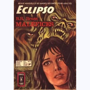 Eclipso : n° 24, Maléfices