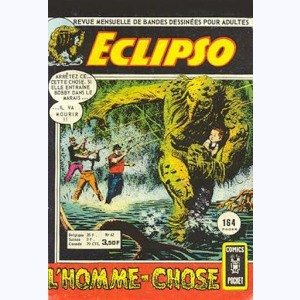 Eclipso : n° 42, L'homme-chose
