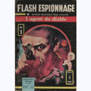 Flash Espionnage : n° 1, L'agent du Diable