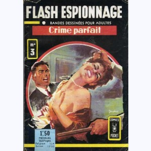 Flash Espionnage : n° 3, Crime parfait
