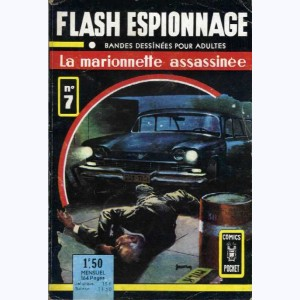 Flash Espionnage : n° 7, La marionnette assassinée