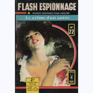 Flash Espionnage : n° 22, Le crime d'un autre