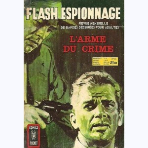 Flash Espionnage : n° 36, L'aire du crime