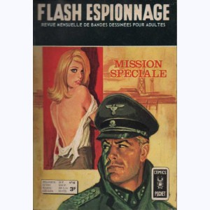Flash Espionnage : n° 48, Mission spéciale