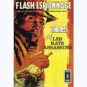 Flash Espionnage : n° 49, Les rats assassins