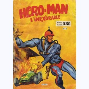 Hero-Man : n° 6, Course à la mort