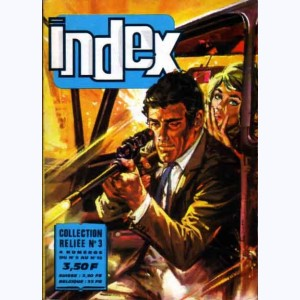 Index (Album) : n° 3, Recueil 3 (09, 10, 11, 12)