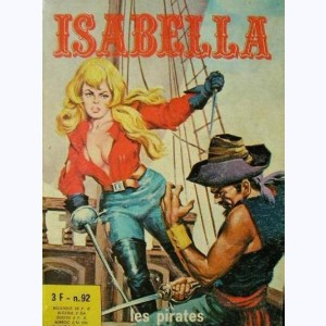 Isabella : n° 92, Les pirates