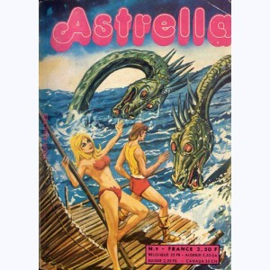 Astrella : n° 9, Le royaume des ombres Re..Du AUG-11