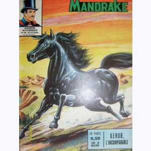 Mandrake : n° 99, Kerub, l'incomparable