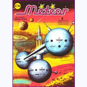 Météor : n° 136, Satellite pirate
