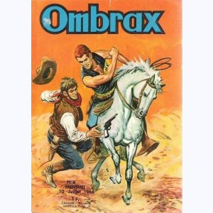 Ombrax : n° 6, Le Dragon