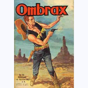 Ombrax : n° 13, Un agent ultra secret