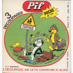 Pif Poche : n° 121, Spécial PsychoTests
