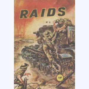 Raids : n° 9, Shermans contre Tigres