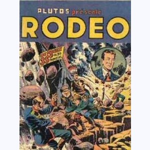 Rodéo : n° 30, Alan Blood