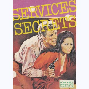 Services Secrets : n° 60, Top secret