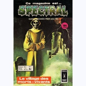 Spectral : n° 5, Le village des morts-vivants