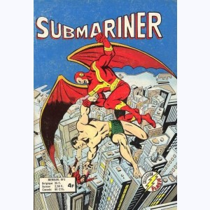 Submariner : n° 2, Le corbeau-rouge