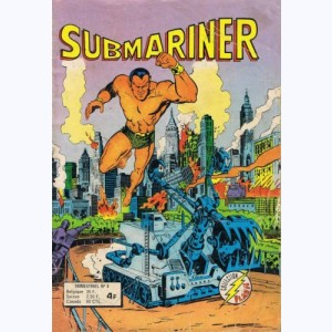 Submariner : n° 3, Contestation !