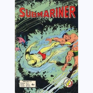 Submariner : n° 4, J'appelle Captain Marvel !
