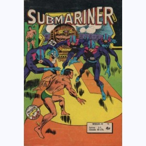 Submariner : n° 12, Le cube cosmique