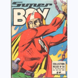 Super Boy (Album) : n° 56, Recueil 56 (332, 333, 334, 335)