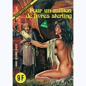 Super-Diabolique : n° 11, Pour un million de livres sterling