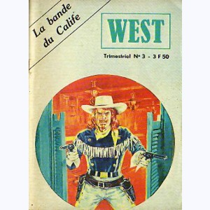 West : n° 3, La bande du Calife : Un document compromettant