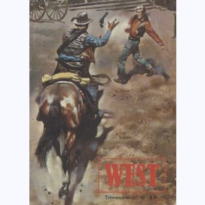 West : n° 10, Buffalo Bill : La grotte du pic