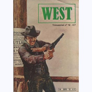 West : n° 12, Buffalo Bill : Le désert Colorado