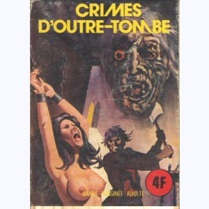EF Série Rouge : n° 15, Crimes d'Outre-tombe