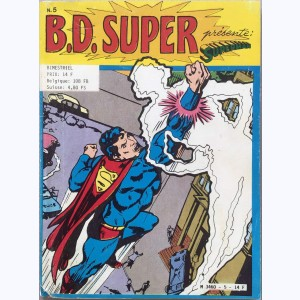 "BD Super : n° 5, Superman : Le secret du ""Triangle"""