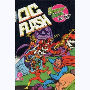 DC Flash : n° 3, Le combat final