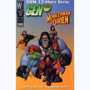 Gen 13 (HS) : n° 7, Monkeyman & O'Brien