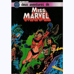 Miss Marvel (Album) : n° 1, Recueil 1 (01, 02)