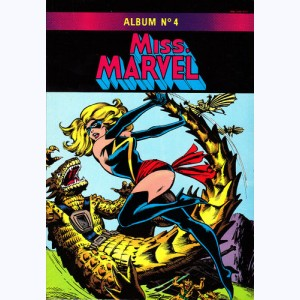 Miss Marvel (Album) : n° 4, Recueil 4 (07, X)