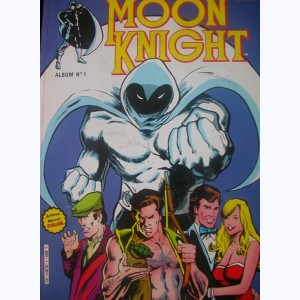 Moon Knight (Album) : n° 1, Recueil 1 (01, 02)