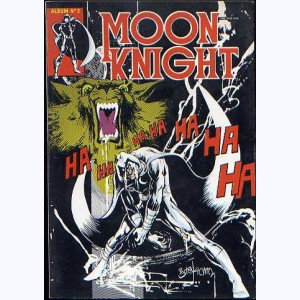 Moon Knight (Album) : n° 2, Recueil 2 (03, Conan le Barbare (2) n° 1)