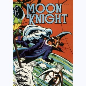 Moon Knight (Album) : n° 3, Recueil 3 (04, Conan le Barbare (2) n° 2)