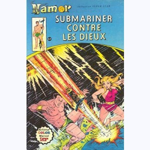 Namor : n° 2, Submariner contre les Dieux