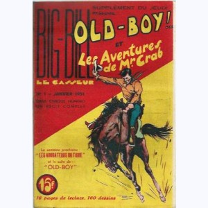 Old Boy : n° 1, Old-Boy contre Le Rouge (1)