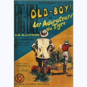 Old Boy : n° 2, Old-Boy contre Le Rouge (2)