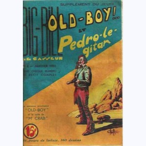 Old Boy : n° 4, Old-Boy contre Le Rouge (4)